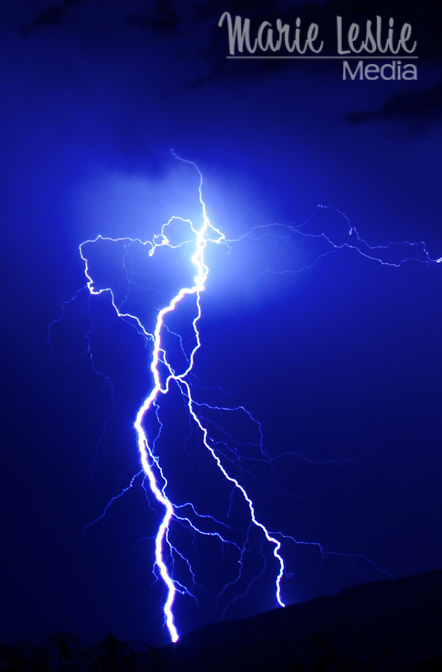 lightning, Colorado photographer, art photographer
