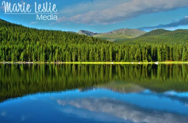 Echo Lake, Colorado