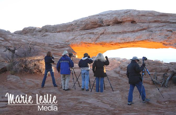 mesa arch, sunrise, canyonlands national park, moab, utah, photographers