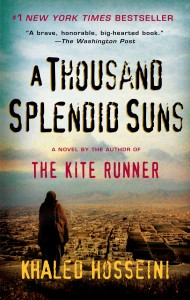 A Thousand Splendid Suns by Khalid Hosseini