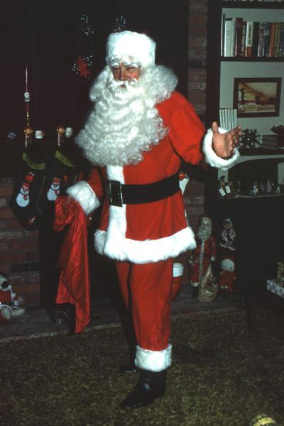 Santa Claus ©MarieLeslie