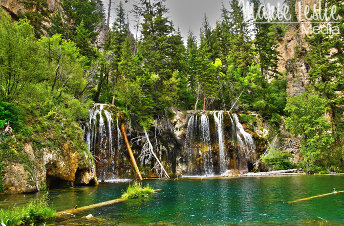 Hanging Lake, Colorado, Rocky Mountains