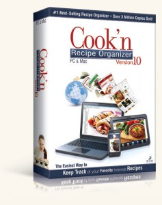 Cook'n Recipe Software
