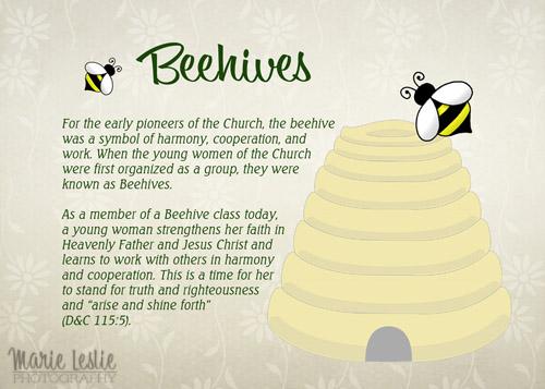 Beehives Mia Maids Laurels Download