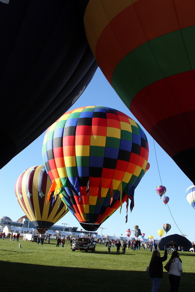 framing photography examples. Brilliant Photography Balloon Fiesta In Framing Photography Examples