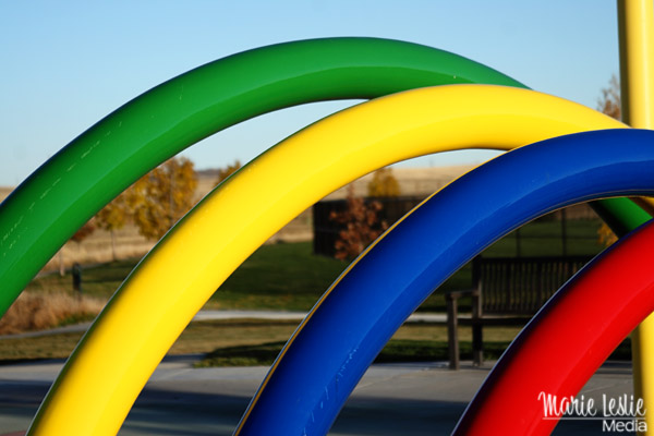 rainbow pipes