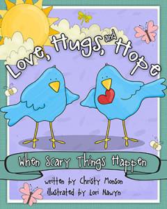 love hugs and hope