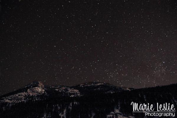 astrophotography Rocky Mountain National Park