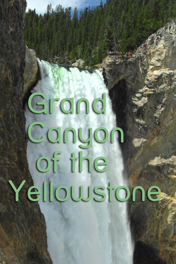 Photography: Grand Canyon of the Yellowstone