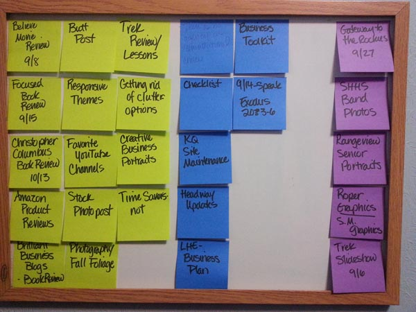 Use an Editorial Calendar to Boost Your Blog