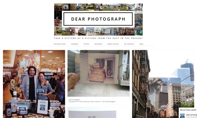 dearphotograph.com