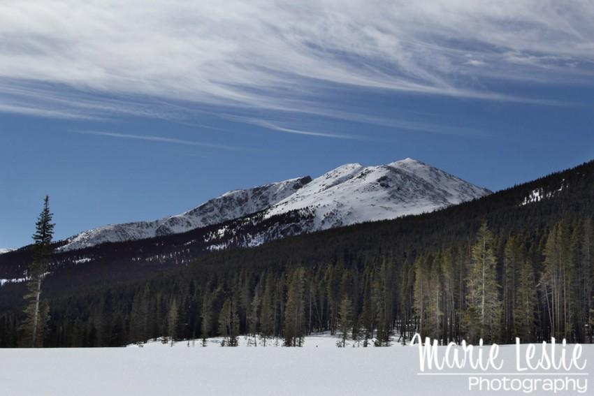 Notch Mountain Colorado